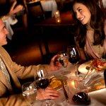 Enjoy classic Italian dishes and modern Italian-American courses.
