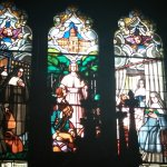 Stained Glass St Josephs
