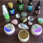 Body products and healing medicine!