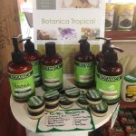 Botánica Tropical Natural Body Care has an awesome line of body care products.