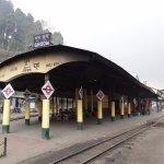ghoom station
