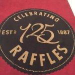 Raffles Hotel Singapore Foto