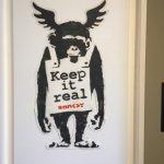 Banksy show at MOCO