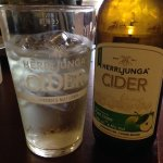 Pear Cider - very refreshing !