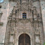 Fachada de la iglesia de la valenciana muy bonita arquitectura y sus interiores tambien