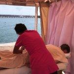 Super moment détente ! Tarif très abordable et masseuse très pro et agréable. Très bonne trouvai