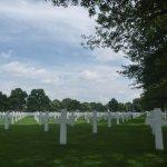 Burial area