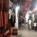Vendor stalls