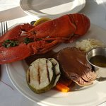 Steak and Lobster!!