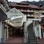 Foto de Hotel Silberhorn