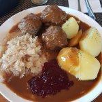 Solide porsjoner og nydelig mat!