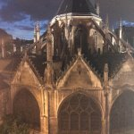 View from window, St Severin