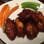 Firecracker Chicken Wings