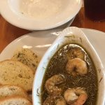BBQ Shrimp and Corn Grits