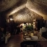 the ancient wine and cheese cellar