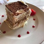 Our wonderful desserts from Osteria Salina....