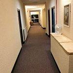 bland boring corridor