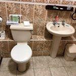 """""""Modern delux room bathroom!"""""""