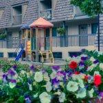 Tunnel Mountain Resort Play Area