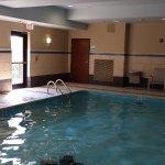 Nice pool area