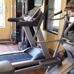 Nice clean gym