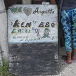 Roadside Stand of Ken's BBQ Grill