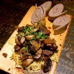 Pan Roasted Mushrooms (A house favorite)