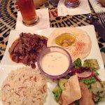 Taverna Platter