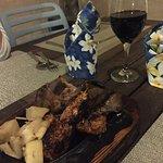 Meat feast!
