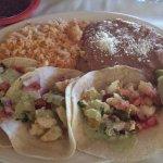 Taco Trio (Shrimp tacos)