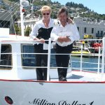 Wayne and Betty Perkins - Million Dollar Cruise Owners