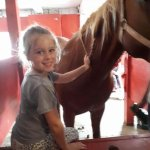 Equita Ranch Summer Day Camps for children between the ages 6-12 years old :)
