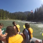 Great Time going down the Snake River....Thanks Levi!