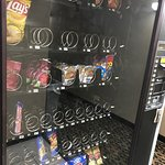 Pool and hot tub out of order for three days    Nearly Empty vending machines, dirty lobby
