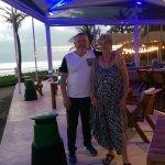 Dinner at Star Fish Bloo W Resort Seminyak