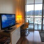 Marina view room