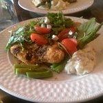 Chicken Milinese