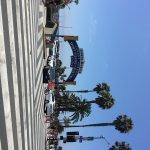 Santa Monica Beach Foto