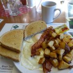 My tasty breakfast