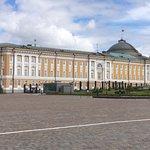 Inside the Kremlin. Simply stunning !