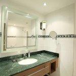 King Executive sea view room - bathroom