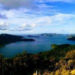 Eatwell Lookout - Marlborough Sounds