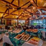 Tropical Breakfast Buffet in Blue Water Grill