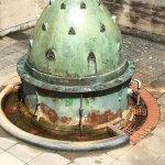 Die beiden Heilwasserbrunnen am Schwalheimer Sauerbrunnen