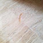 Sticky Stain on Floor