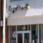 front of Yogurtland