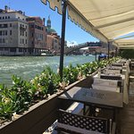 Breakfast on the Grande Canal