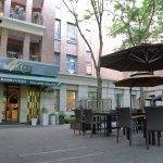 Da Marco  famous Italian Restaurant located at Green City in JinQiao  No. 875 Biyun Road Pudong