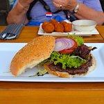 Downtown hamburger ... 200 gram version