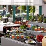 Photo de Holiday Inn Dusseldorf - Hafen